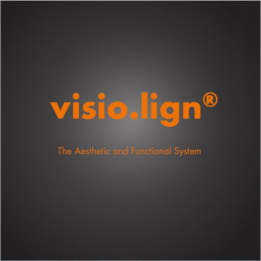 visio.lign The Aesthetic and Functional System brochure