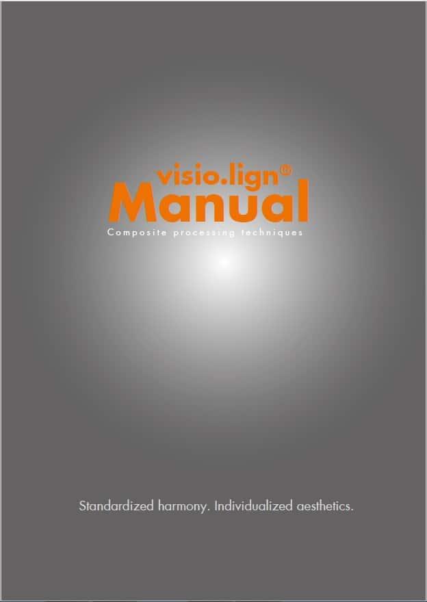 visio.lign Manual Composite processing techniques