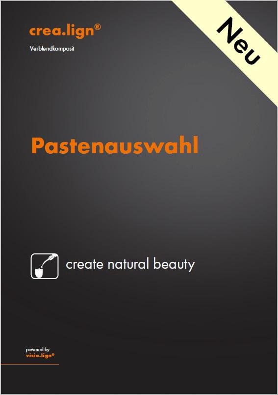 crea.lign Range of Paste