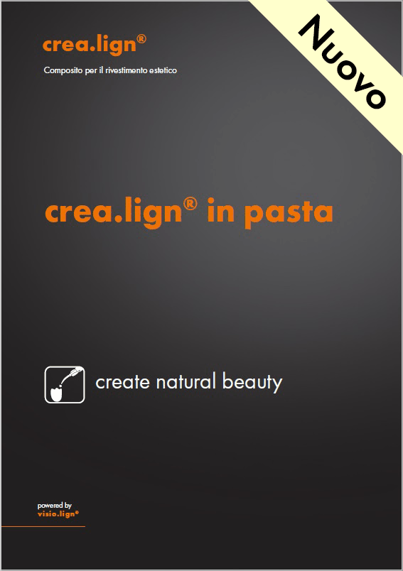 crea.lign Range of Paste