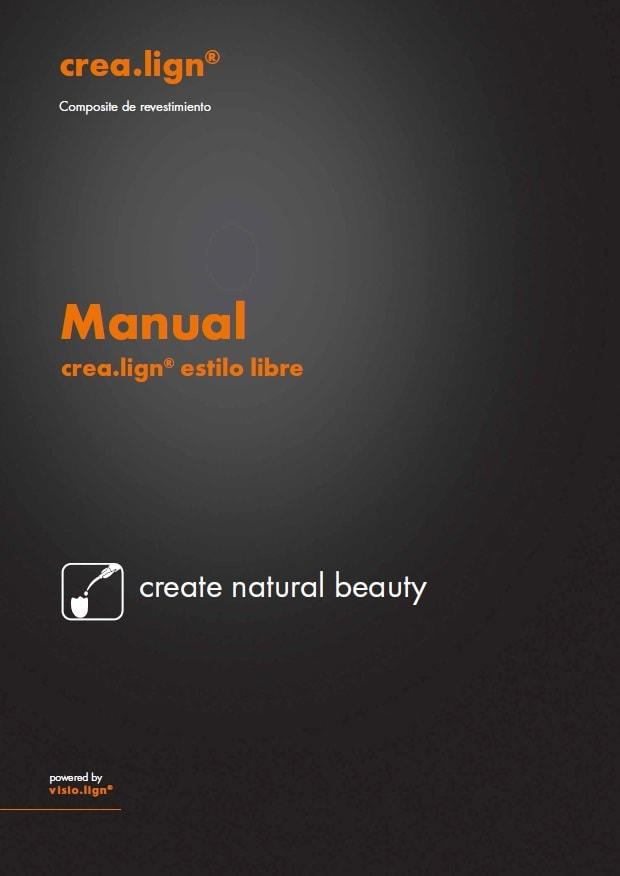 Manual crea.lign estilo libre